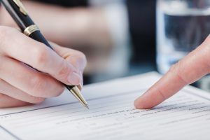 adjusting documents for loan modification